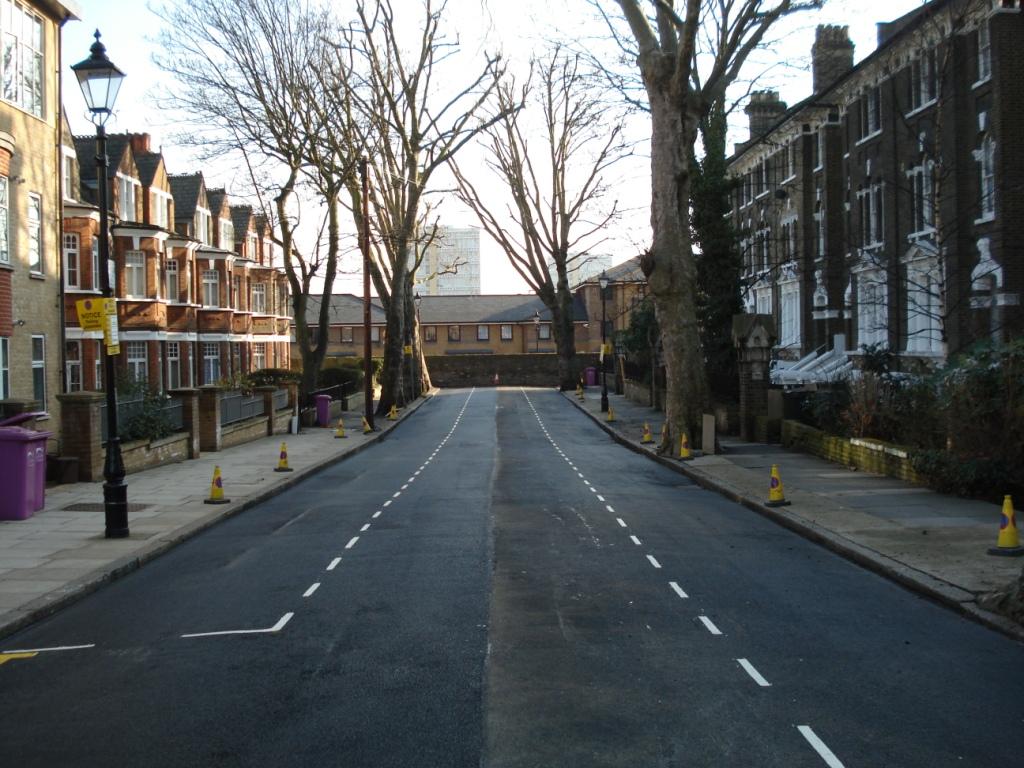Empty Street comp