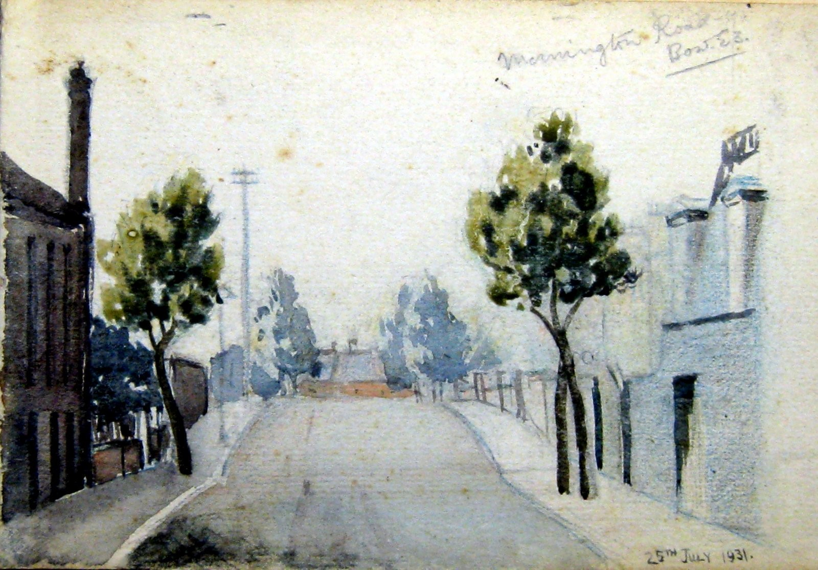 Steggles Mornington Road