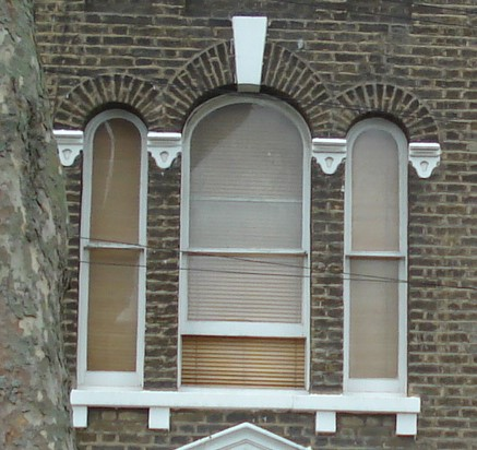 windows arched